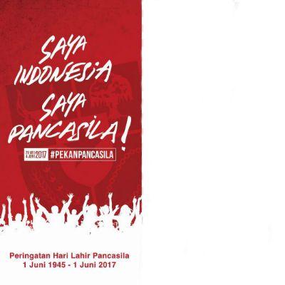 Saya Indonesia - Support Campaign   Twibbon