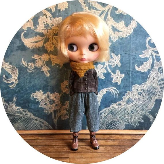 La Petite Gamine Outfit Set for Blythe