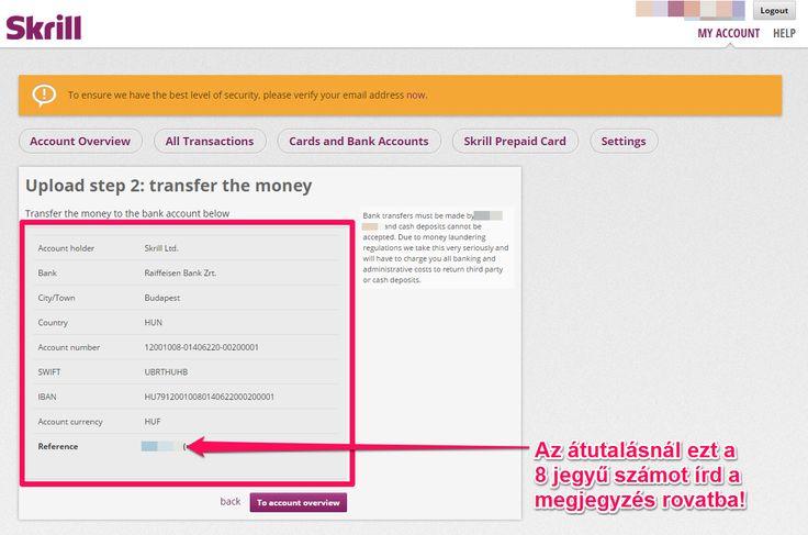 Online Shopping Tippek magyarul: Fizetés az interneten - Skrill online számla és MasterCard kártya igénylése