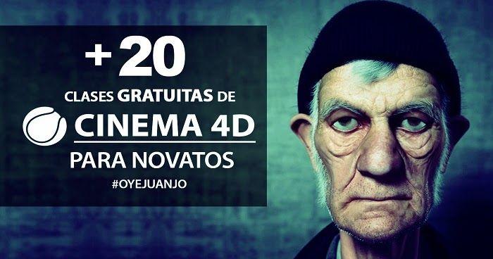 Atención estudiantes de diseño, fotografía, ilustración y animación. Disfruta de más de 20 clases gratuitas de Cinema 4D para novatos.