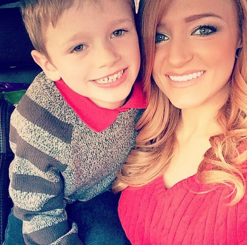 Teen Mom Star, Maci Bookout, Pregnant With Baby No. 2
