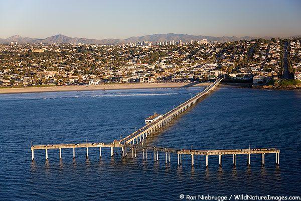 Ocean Beach Pier (the longest pier on the west coast US)
