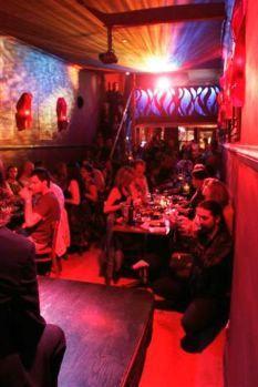 Restaurant Kanela | Kanela Bar, Fitzroy- Flamenco