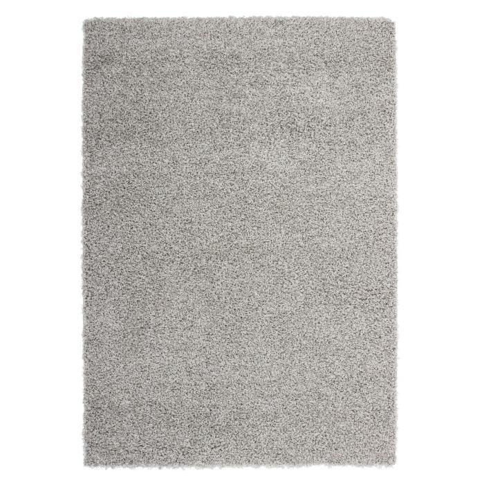 Trendy Tapis De Salon Shaggy En Polypropylene 160 X 230 Cm Gris Tapis Salon Tapis Tapis Couloir