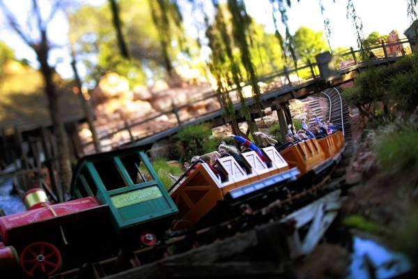 Disneyland ride closure