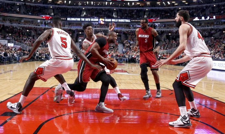 Bulls take worthwhile gamble with Dwyane Wade signing = Dwyane Wade has finally come home.  It took 13 seasons, but Wade will play for the Chicago Bulls next season after agreeing to a two-year, $47.5 million contract. Wade is a Chicago Bull. That sentence rolls off the.....