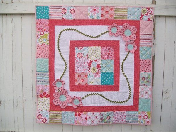 130 best images about Little Girl Quilts on Pinterest Quilt, Girls quilts and Mermaid quilt