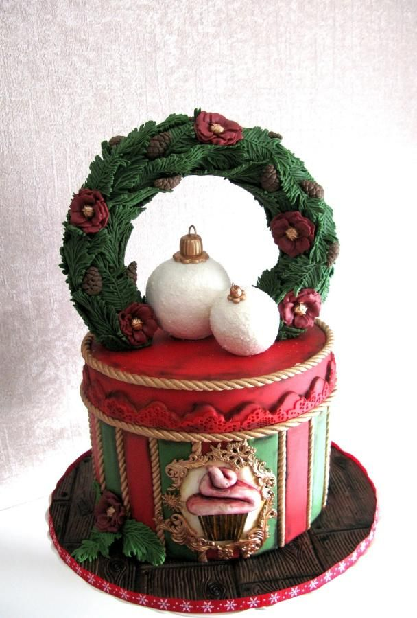 Christmas sweets box by Delice