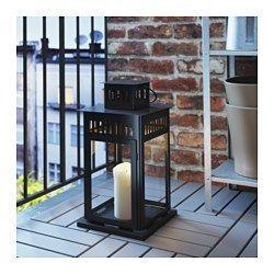 25 beste idee n over buiten lantaarn op pinterest kerst lantaarns lantaarns en kerstdecor - Ikea appliques verlichting ...