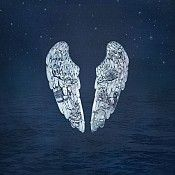 """""""Ghost Stories """" de Coldplay.  Contiene: Always in my head ; Magic ; Ink ; True love ; Midnight ; Another's arms ; Oceans ; A sky full of stars    POP-ROCK"""