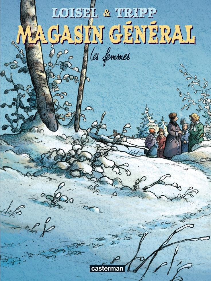 Les femmes. Tome 8. L'avant-dernier volet de la truculente série de Loisel et Tripp, toujours portée par des personnages plus vrais que nature.