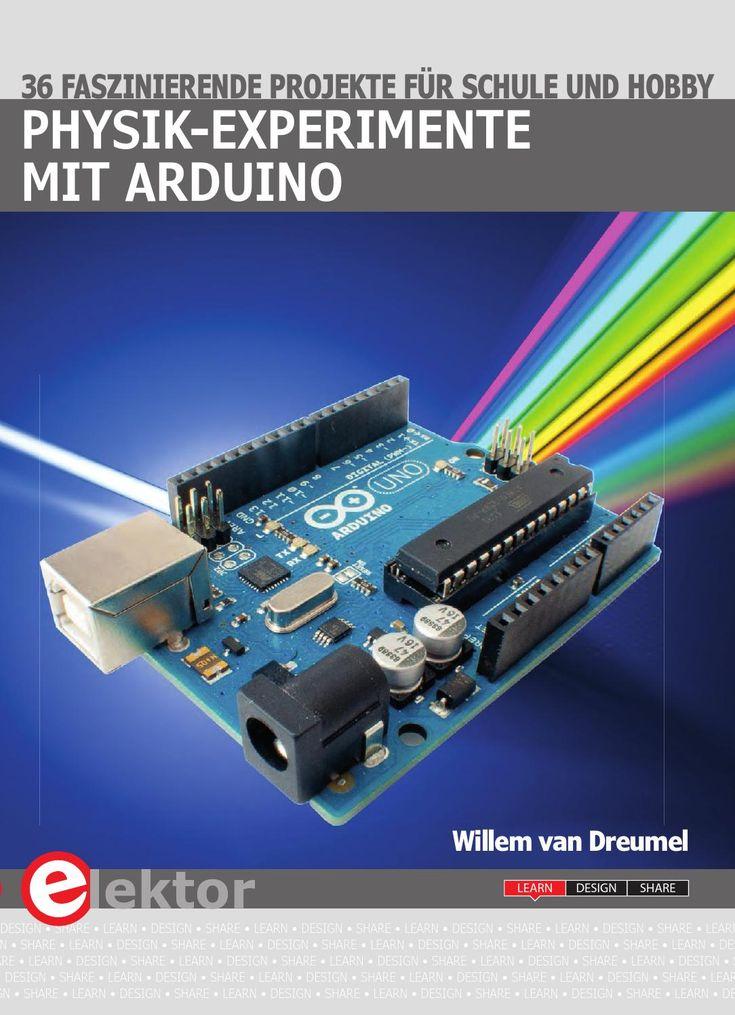 36 best arduino images on pinterest arduino magazine and arduino physik experimente mit arduino leseprobe fandeluxe Images