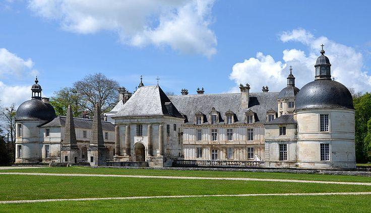 Château de Tanlay ~ Yonne ~ Burgundy ~ France