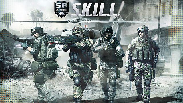 S.K.I.L.L.: Special Force 2 – darmowa strzelanka MMOFPS