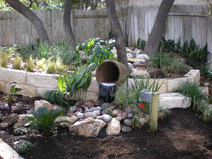 Austin xeriscaping with bill rose from blissful gardens for Bill garden designs