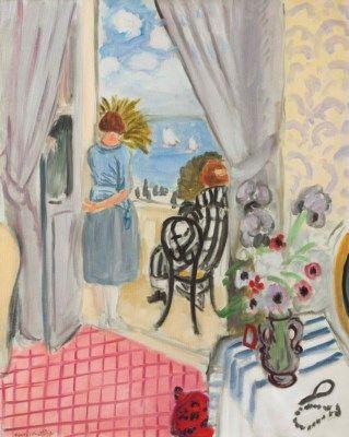 Henri Matisse (1869-1954) Les régates de Nice
