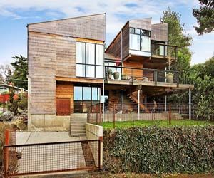 Fabulous Eco Modern Dwelling In Seattle