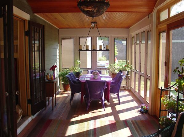 Summer Porch Sunroom Addition Pinterest