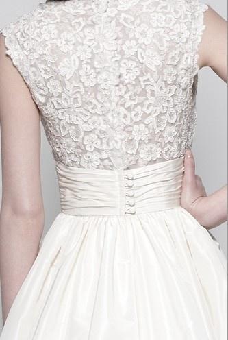 Wedding dress custom made Watters Wedding Dresses Style W110410  Simple…