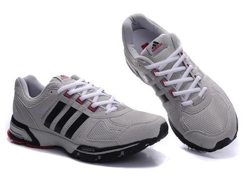 Adidas アディダス ランニング マラソン 10 シューズ グレー/ブラック      Adidas アディダス ランニング マラソン 10 シューズ グレー/ブラック