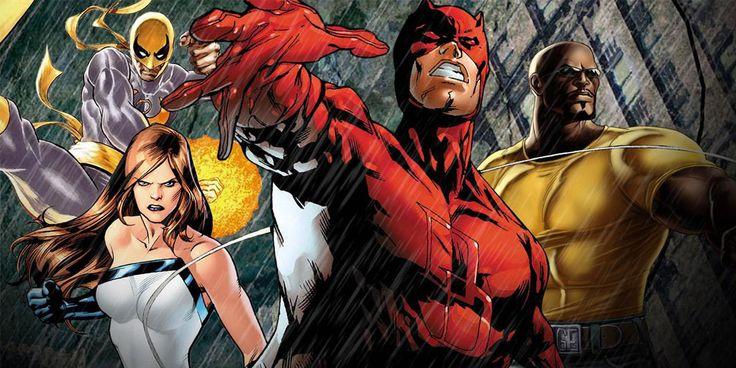 "Melissa Rosenberg revela o futuro da Marvel e de ""Defenders"" na Netflix"