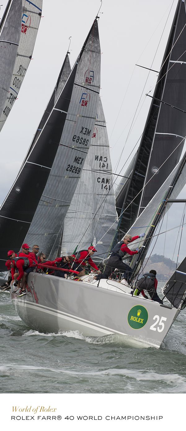 2014 Rolex Farr 40 World Championship #Yachting #RolexOfficial
