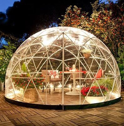 42 best Igloo de jardin images on Pinterest | Winter, Brittany and ...