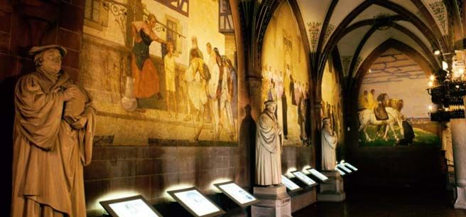 Luther 2017 – 500 years since the Reformation. A journey of discovery.   Tourism in Germany – travel, breaks, holidays