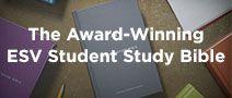 The Award-Winning ESV Student Study Bible