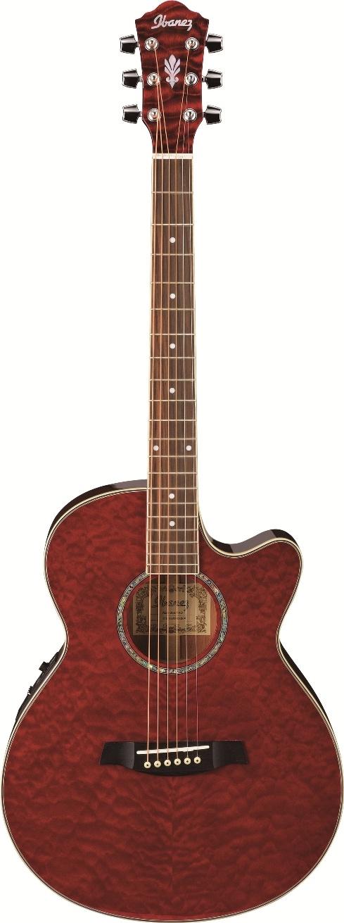 #Ibanez AEG25ETRD #Acoustic #Guitar