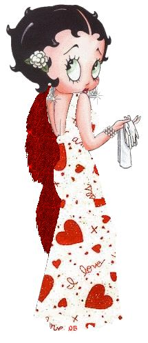 Betty Boop .....my heart belongs to you!