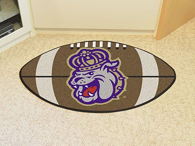 James Madison University Football Mat