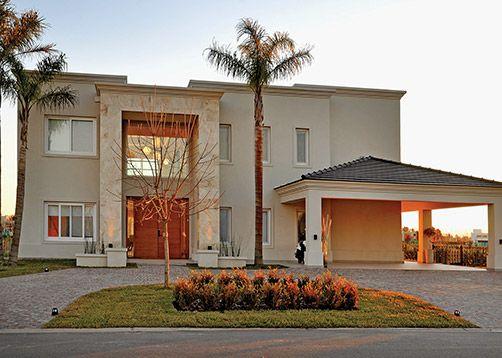 Arquitecto daniel tarrio y asociados fachadas pinterest house elevation and house - Casas clasicas modernas ...