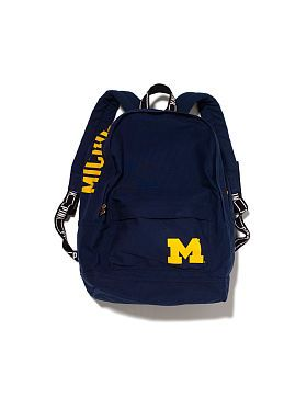 University of Michigan Campus Backpack - VS PINK
