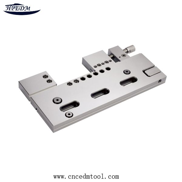 Wire Edm Clamps | He V06614 Adjustable Wire Edm Machine Vise Specifications Can Be