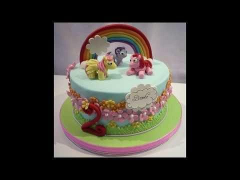 Ideas de Tortas Decoradas de My Little Pony: Imágenes y Fotos de Pasteles de Mi Pequeño Pony   Blogichef   Recetas de Cocina, Comida y Postres