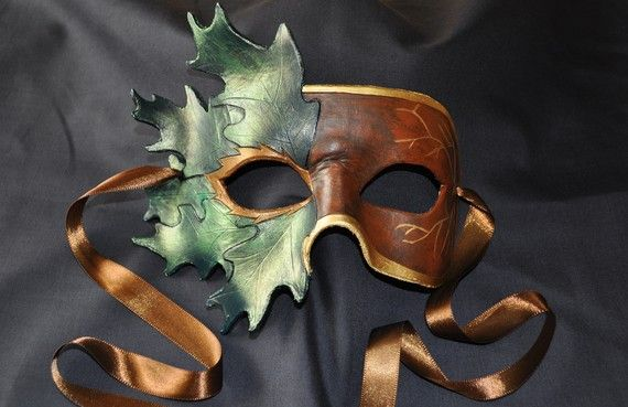 Tree Mask by DreamingUtopia on Etsy, $65.00