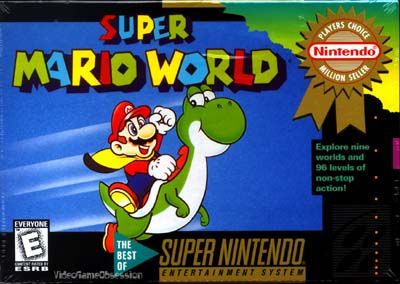 Super Mario world was one of the earlier games to be released on the Super Nintendo and it was a huge hit. It sold over 20 million copies worlwide, has...