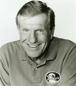 I wouldn't say that my mom *hated* Jerry Van Dyke, per se, but his bumbling mannerisms and characters drove her nuts.