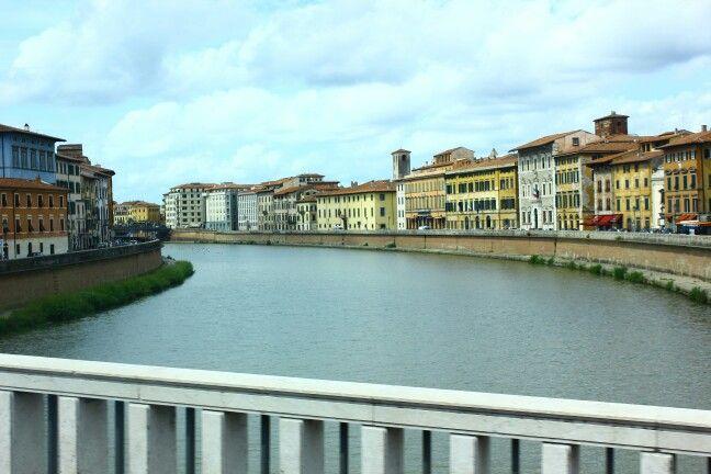 Pisa, Toscana, İtaly