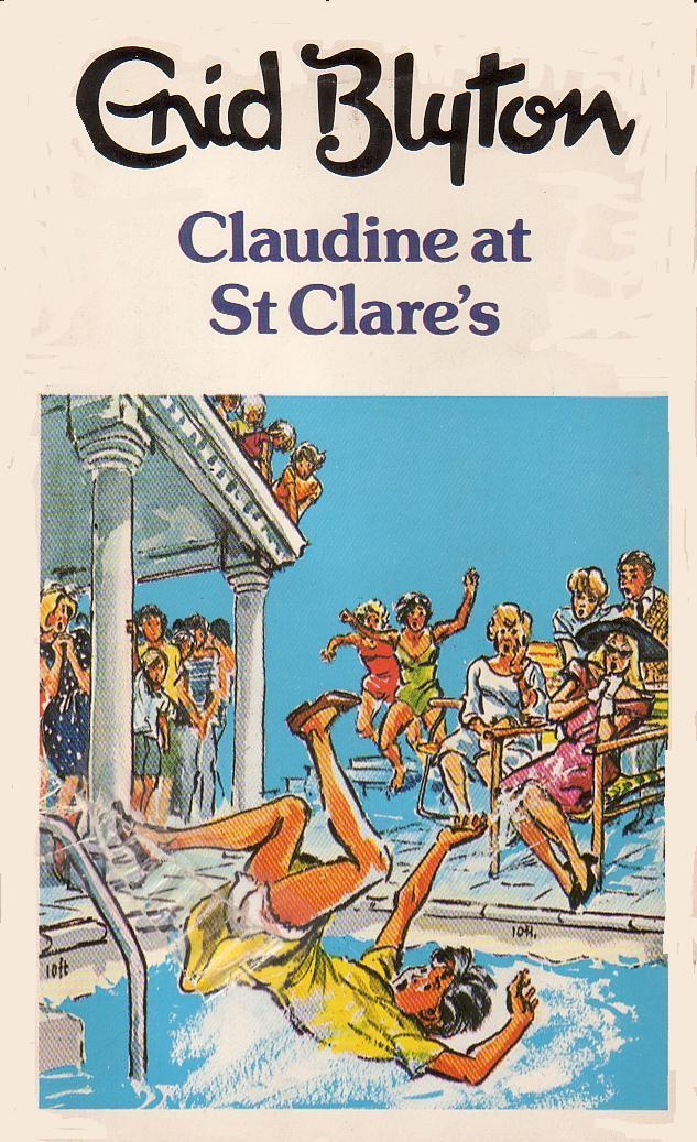 Yet another series I loved by Enid Blyton. The St Clares and Malory Towers series were favorites. I used to beg and beg to go to boarding school so I could have adventures like these!