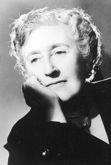 Agatha Christie - one of my absolute favorite writers :):