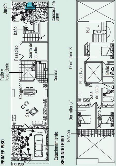 8 best Planos/Construcción images on Pinterest Home layouts