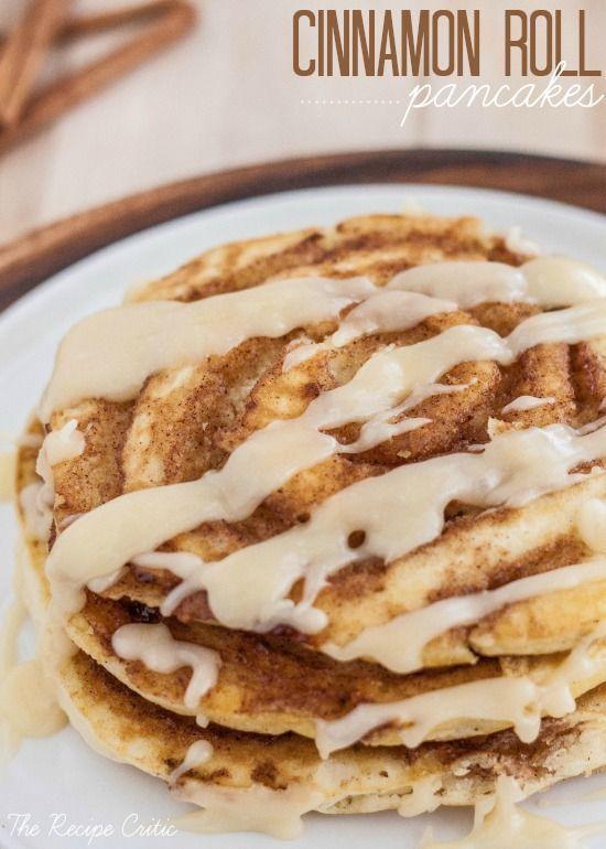cinnamonroll pancakes Oh yeah! Lol