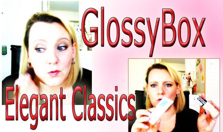 Gleich 2 Glossyboxen & erste Swatches & Youtuberempfehlungen