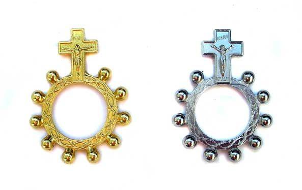 Anello decina del rosario