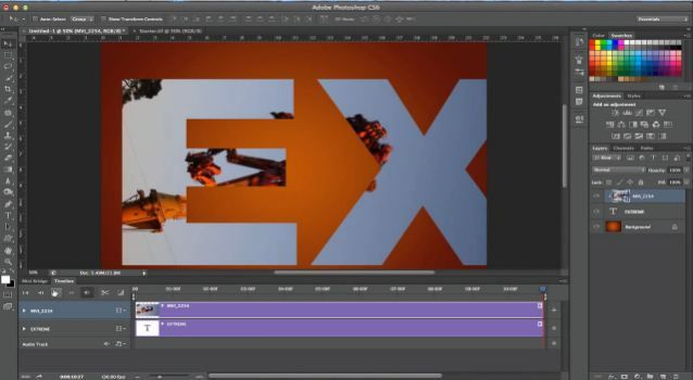 how to create graphics for videos