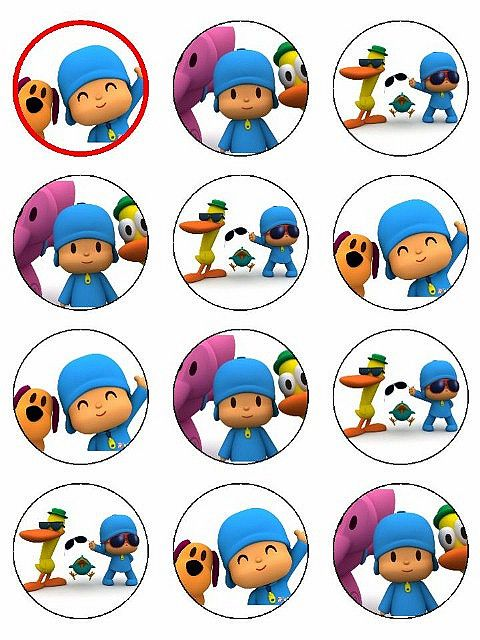 Pocoyo Party Printables Google Search Rodri Bday