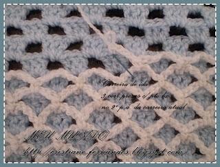Interesting free crochet tutorial