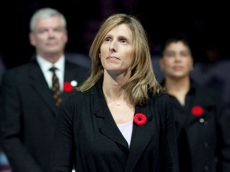 US women's hockey agreement could have far-reaching impact  -  March 30, 2017        FILE - In this Nov. 6, 2010, file photo, Cammi Granato stands on center ice after being inducted into the Hockey Hall of Fame before an NHL game between the Toronto Maple Leafs and the Buffalo Sabres in Toronto. Granato's biggest victory in hockey came 12...  MORE...